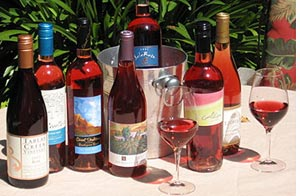 Molly Laas: Think Pink For Barefoot Wine Drinking | HuffPost Life