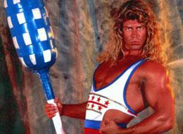 Woo Hoo!!  American Gladiators Making a Comeback