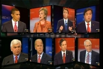 2007-10-18-candidatesfundracefromCBS.JPG