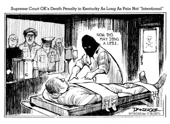 discrimination in the system of capital punishment in the united states Capital punishment in the united states stewart and william o douglas worried explicitly about racial discrimination in in light of the current intractable institutional and structural obstacles to ensuring a minimally adequate system for administering capital punishment.