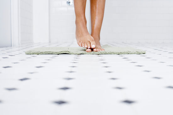 bath mat photo