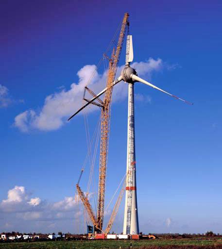 Enercon E-126 Wind Turbine photo