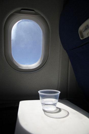 plastic cup plane photo