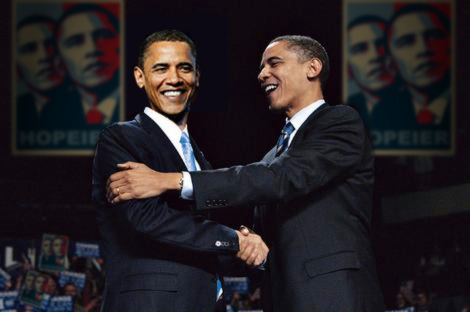 Lee Stranahan: Barack Obama Selects Barack Obama for V.P.