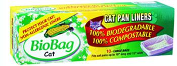 biobag litter liner