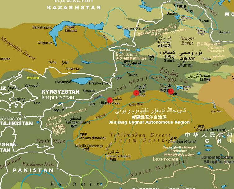 Russian Turkestan Most 6