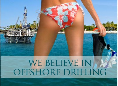 spirit airlines ad on drilling photo