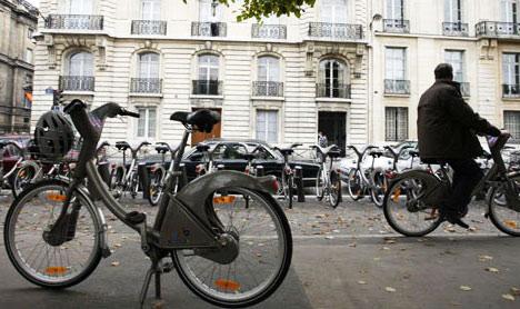 D.C. Bike-Sharing photo