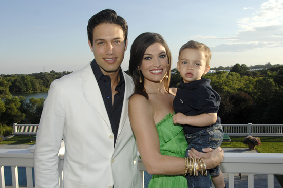 Kimberly with her second husband Eric Villency, Source: huffingtonpost