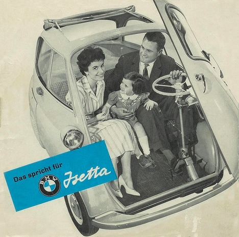 isetta ad photo