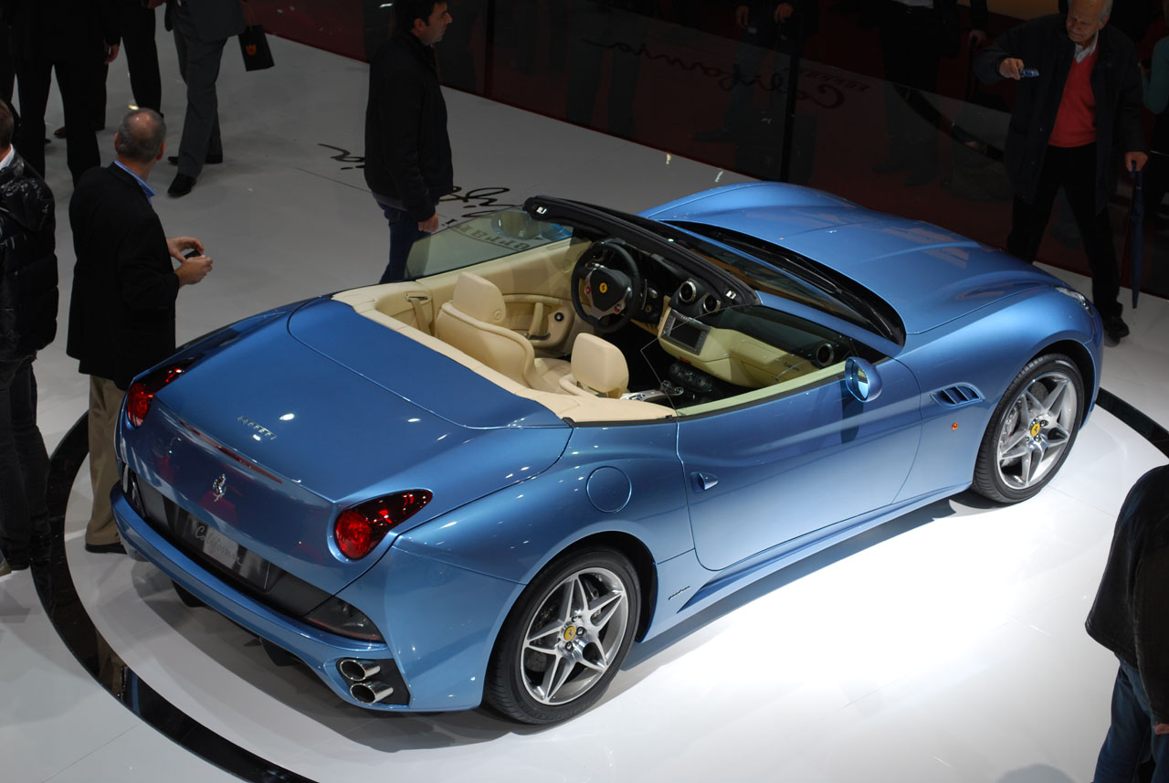 ferrari california appear
