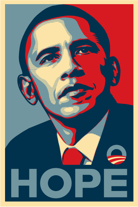 Image result for Obama Hope