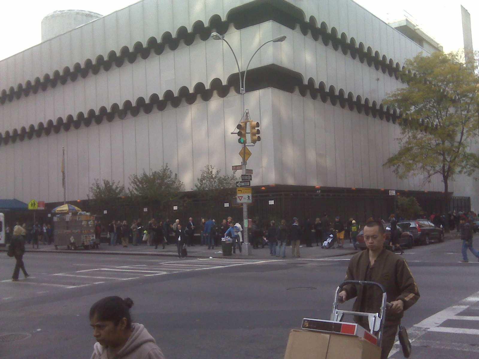 manhattan on 13th street