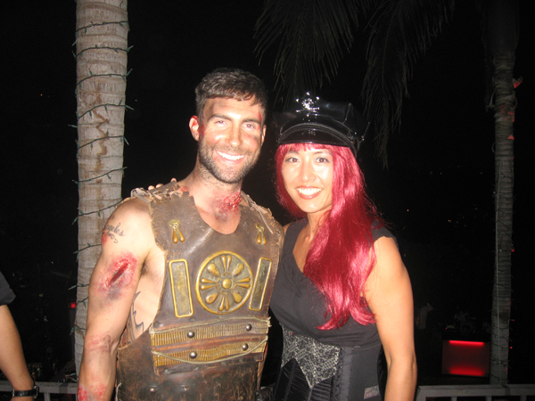 Maroon 5 Halloween Party 2020 Maroon 5 Halloween Party Photos | HuffPost Life