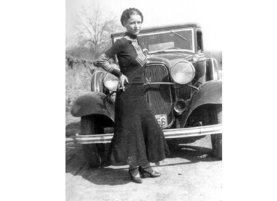 Bonnie And Clyde, R.I.P.: Bad Economies Don't Cause Crime ...