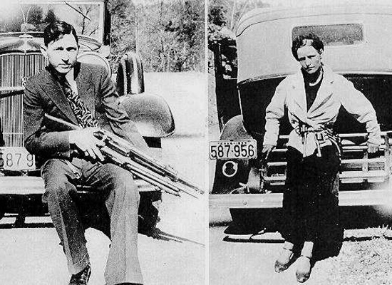 Bonnie And Clyde R I P Bad Economies Don T Cause Crime