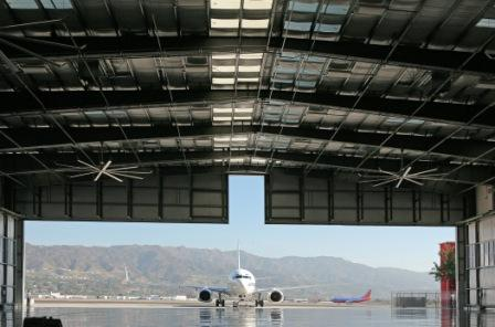 Greening Hollywood Jet Hangar 25 World S First Platinum