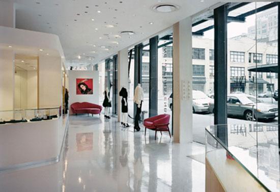 daine von furstenberg headquarters photo