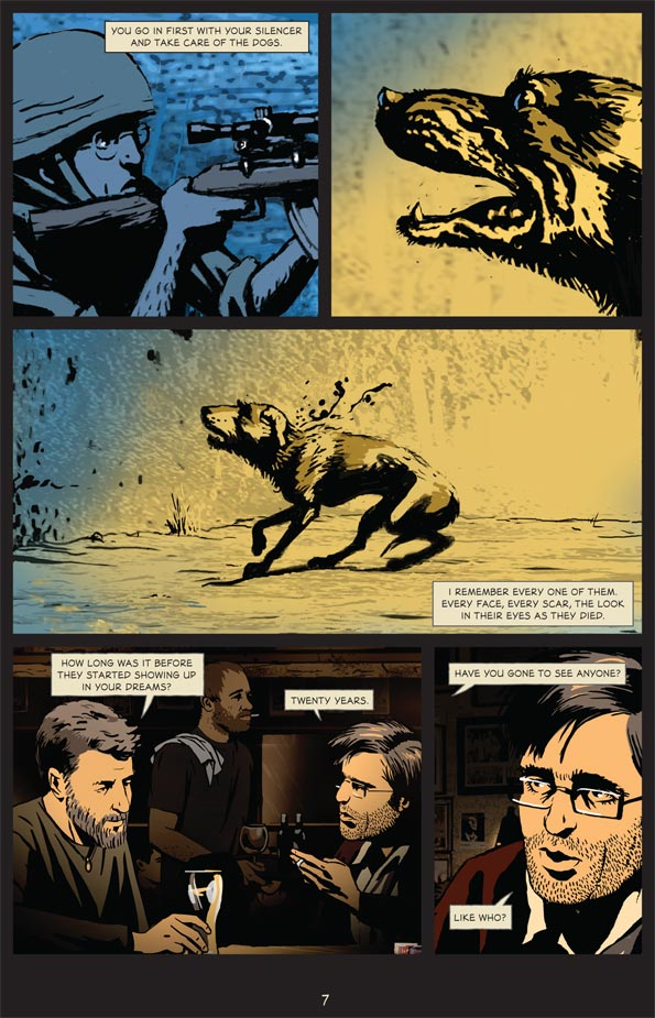 Click for more excerpts from Waltz with Bashir.