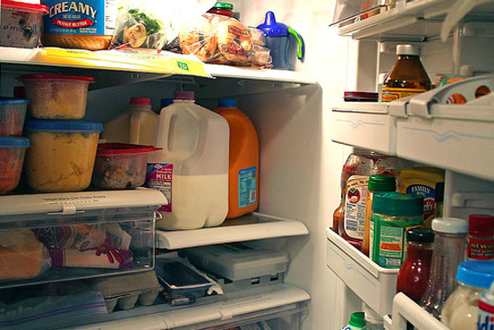 food refrigerator photo