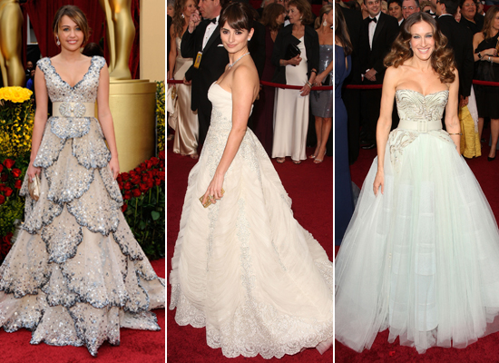 Oscar Gowns: The Best, The Worst & The What Were They ...