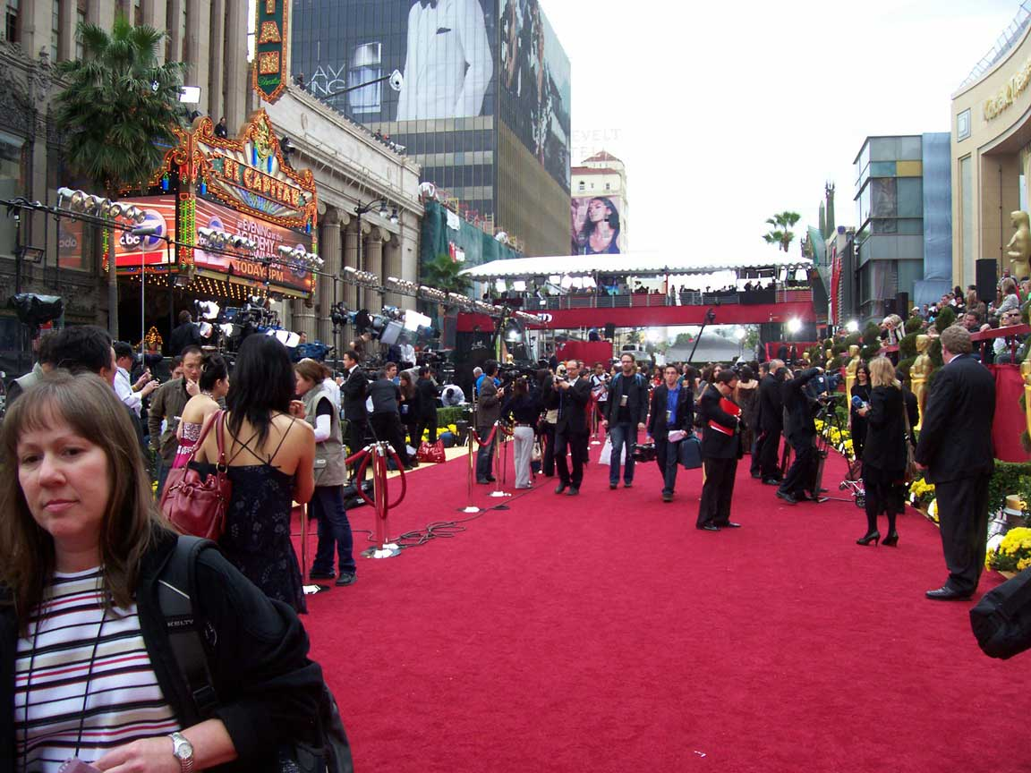 Hollywood red carpet - photo#20