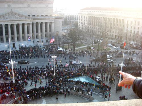 Inaugural Parade, 2009