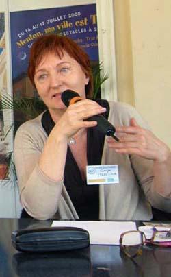 2009-03-15-CroatianjournalistVisnjaStaresina.jpg