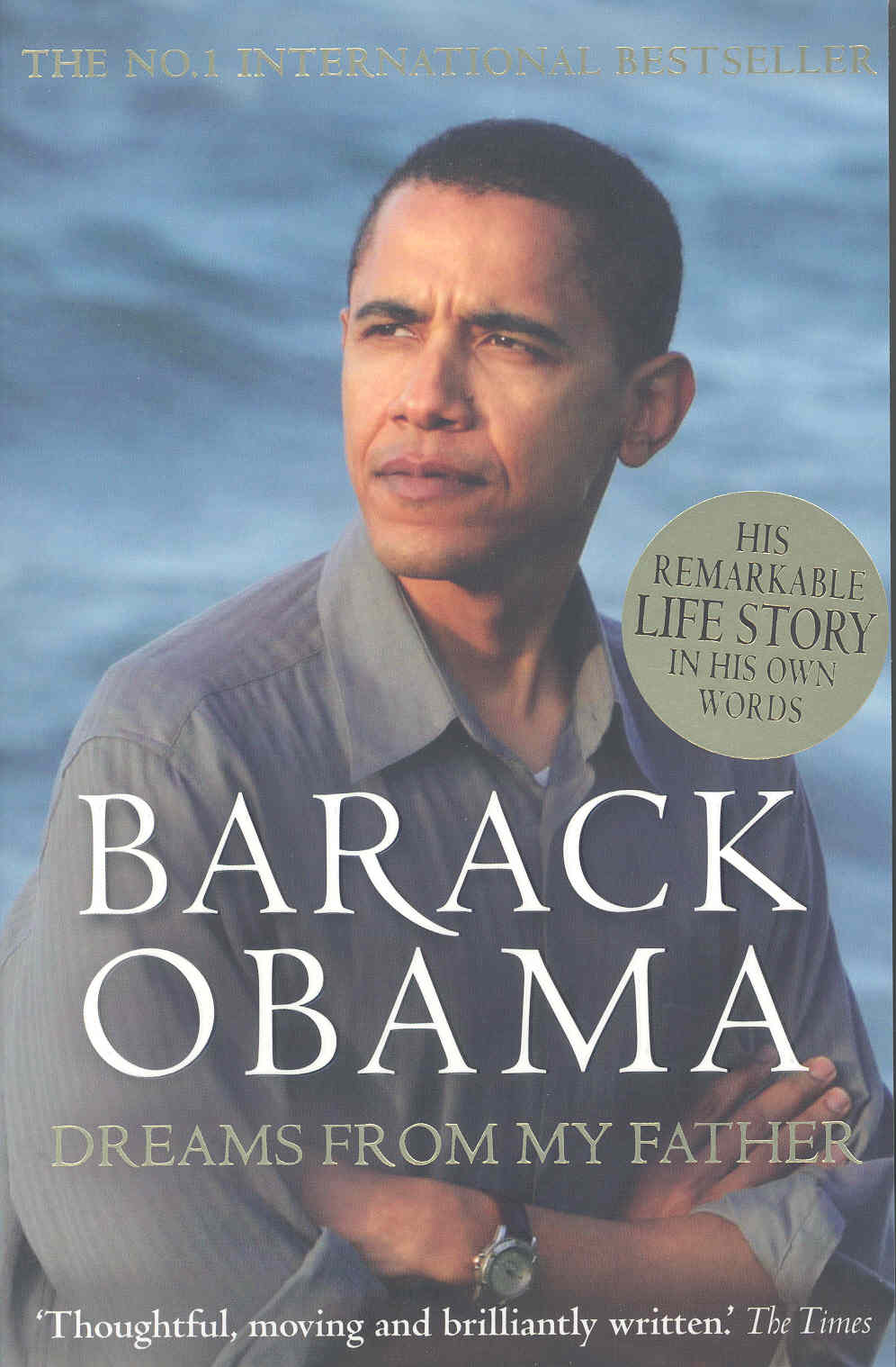 barack obama dreams from my father Barack obama in his first book dreams from my father - a story of race and inheritance takes his readers to a beautifully crafted journey of self-discovery his first book was published over a decade ago and is recently re-published by random house it is a compelling story of not only race and culture.