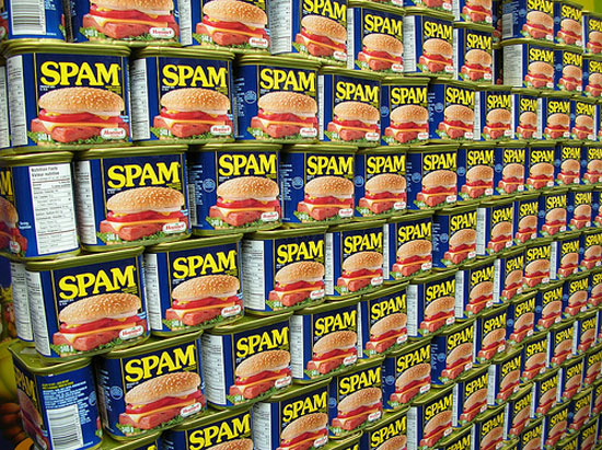 spam cans photo
