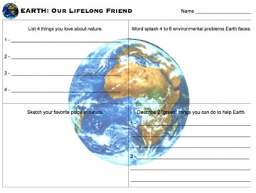 Six Earth Day Activities for Your Classroom HuffPost