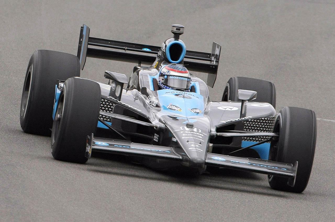 Long Beach Grand Prix  IndyCar combines for good race few fans