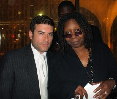 and fellow Scorpio Whoopi Goldberg
