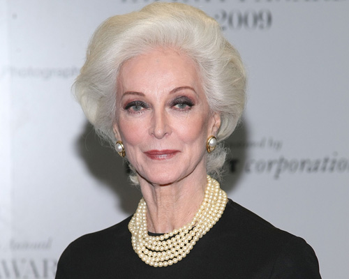 Of The World's Most Beautiful Older Women (PHOTOS)