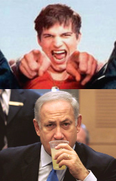 Punked by Netanyahu
