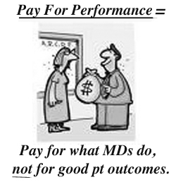 paying for performance in health a As overall healthcare spending continues to increase in the united states,  policymakers have pressured the healthcare system to provide.