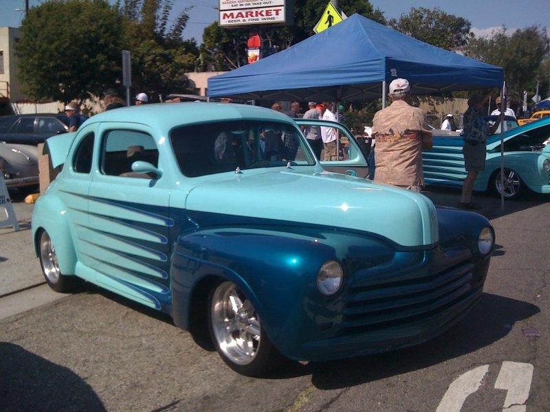 Steve Parker Motoring / The Car Nut: July 2009