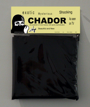 Farhad Moshiri, 'Untitled (Chador in Package), 2004