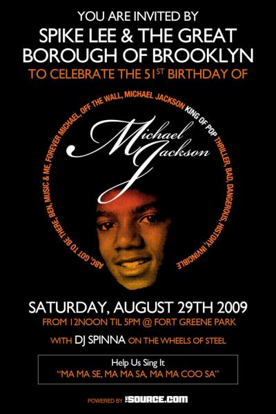 Privacy Policy >> Spike Lee Plans Brooklyn Block Party For Michael Jackson's Birthday | HuffPost