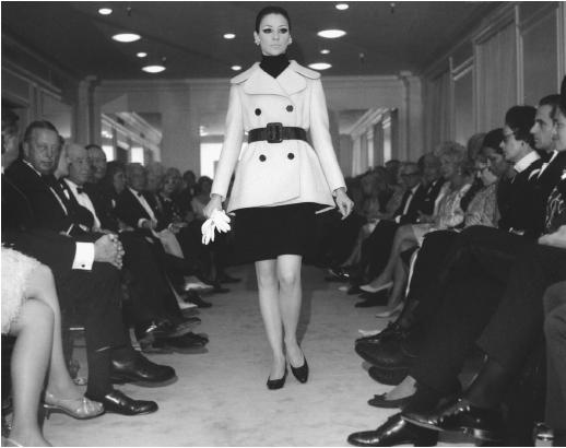 Eleanor Of Seventh Avenue Where Fashion Week Came From
