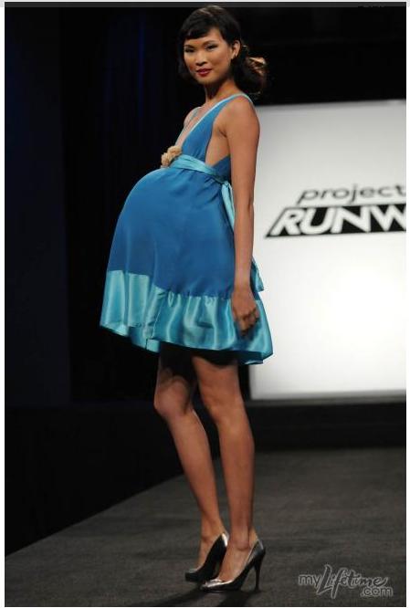 Project Runway Episode 2 Recap Hot Pregnant Messes Huffpost