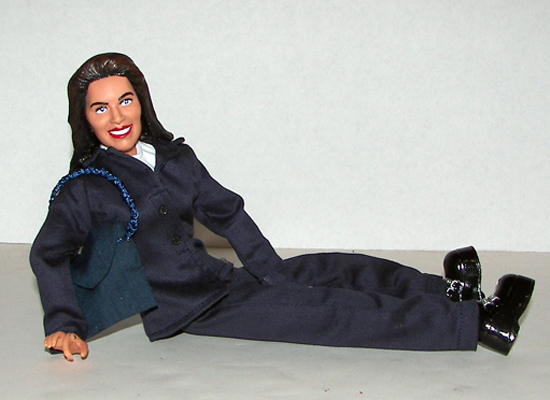 Michele Bachmann Gets Her Own Action Figure (PHOTO)
