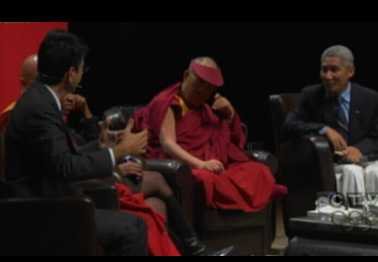 Twitter and the Dalai Lama: Can Social Media Help Create a Happier World? by Soren Gordhamer