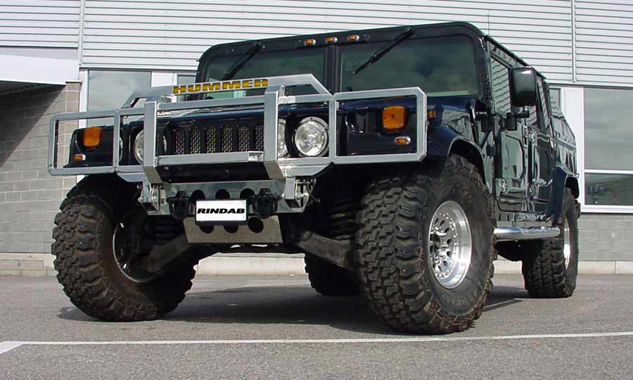 Nikko 1:6 Hummer H1 highly modified: part 2 - RCU Forums
