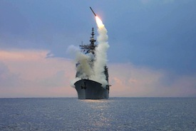 U.S. Tomahawk Land Attack Missile (TLAM)