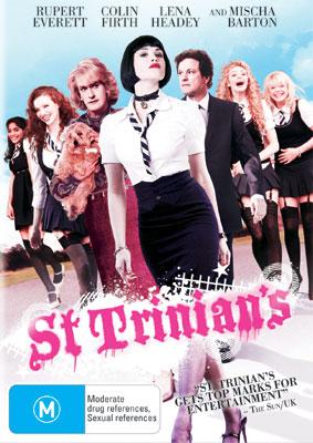 St Trinian's avec Rupert Everett et Colin Firth 2009-10-17-StTposter3