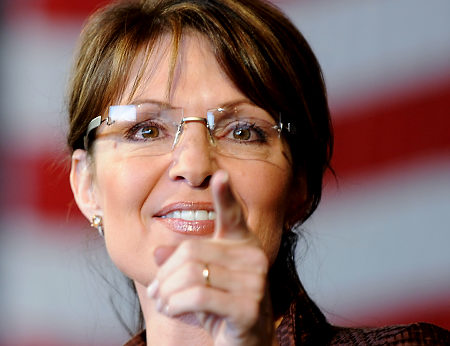 It's the second time this year that <b>Sarah Palin</b> going rogue has paid off. - 2009-11-03-sarahpalin