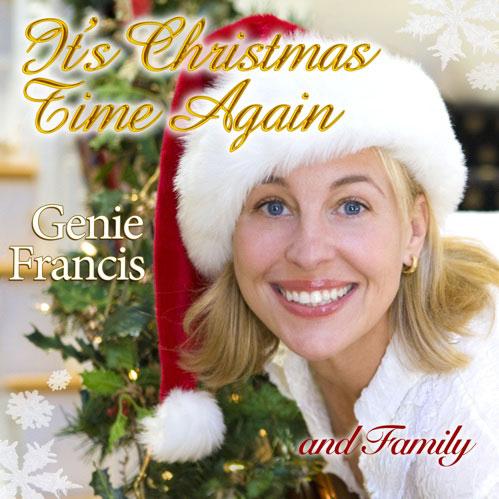 Genie Francis christmas album