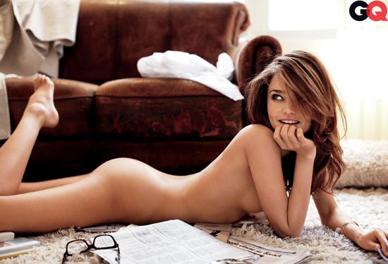 Miranda may nude