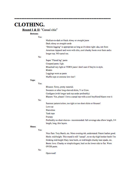 Cornell Sorority Issues Absurd Dress Code Guidelines | Huffpost